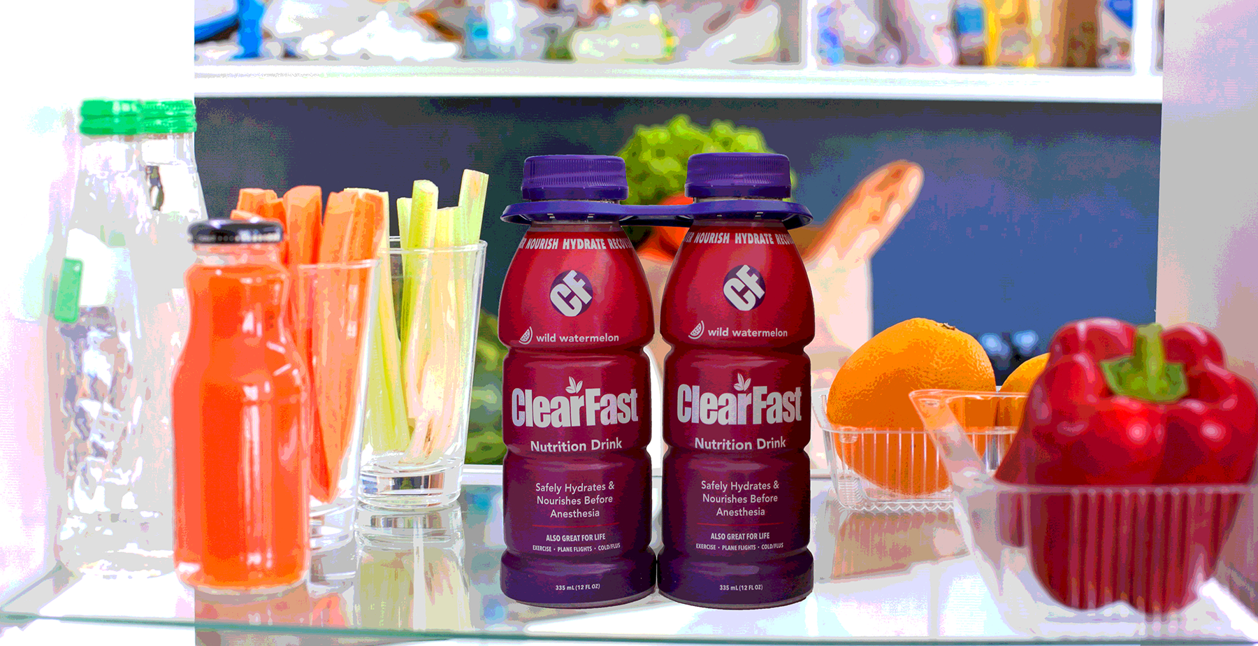 ClearFast for surgery recovery