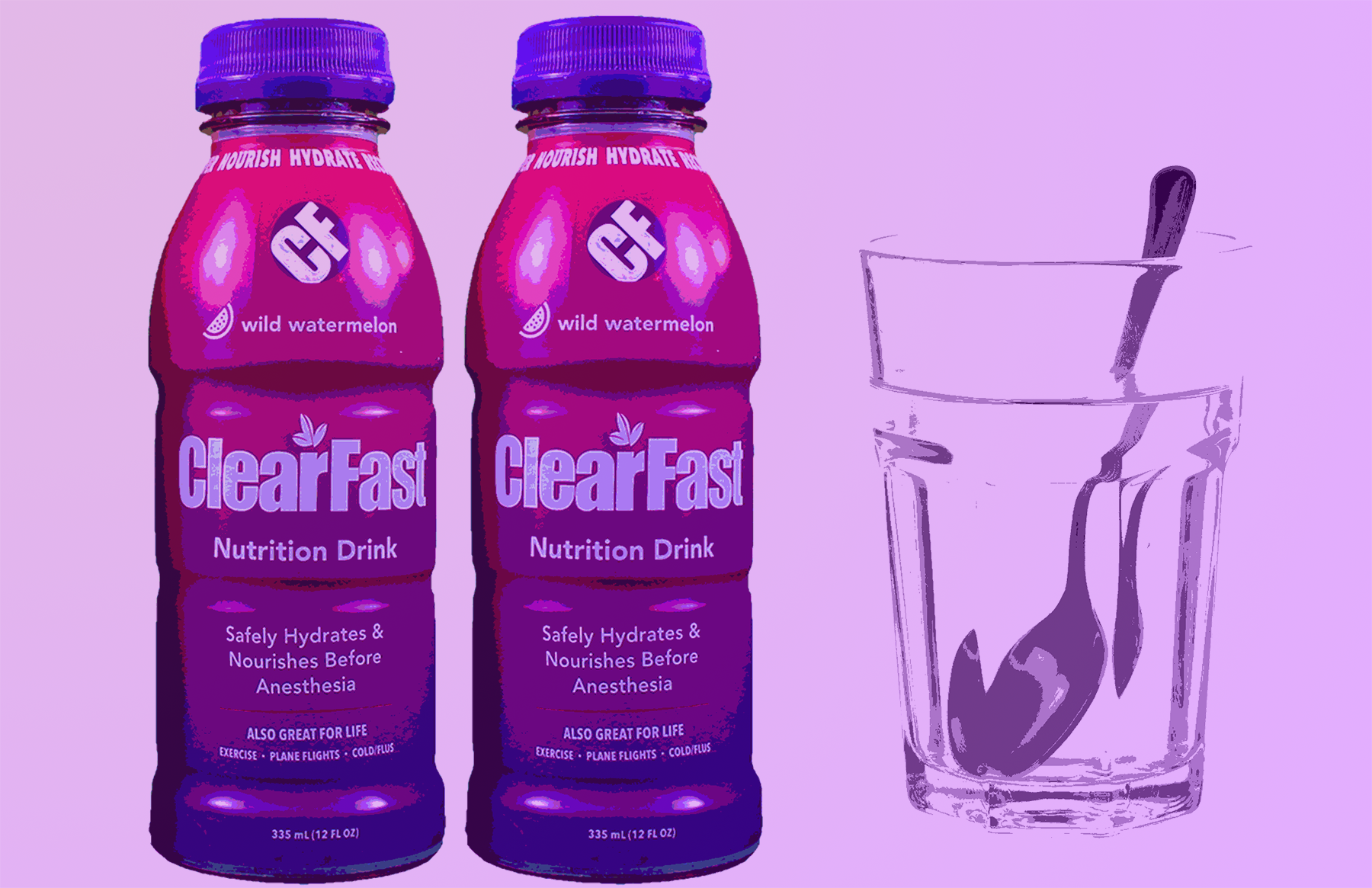 getting through colonoscopy prep with clearfast